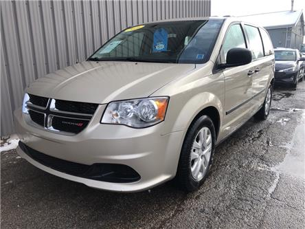 2016 Dodge Grand Caravan SE/SXT (Stk: U3578) in Charlottetown - Image 1 of 18