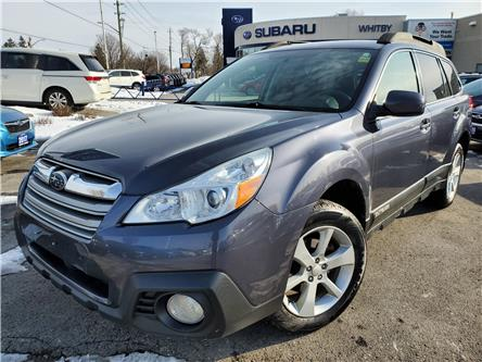 2014 Subaru Outback 2.5i Convenience Package (Stk: 20S132A) in Whitby - Image 1 of 19