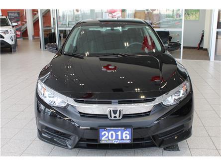 2016 Honda Civic LX (Stk: 037465) in Milton - Image 2 of 33