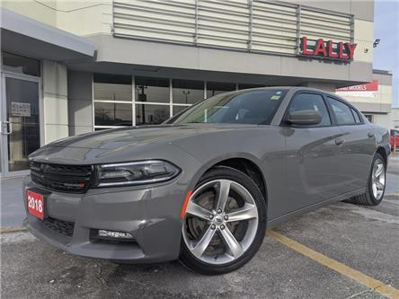 2018 Dodge Charger SXT Plus (Stk: K3846) in Chatham - Image 1 of 22