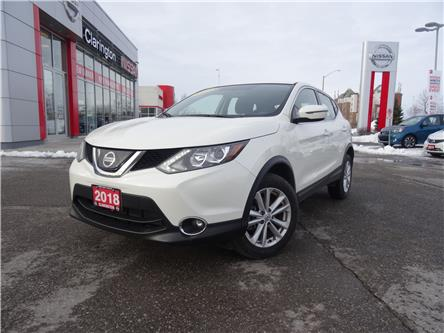 2018 Nissan Qashqai SV (Stk: JW161167) in Bowmanville - Image 1 of 23