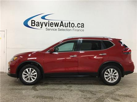2017 Nissan Rogue SV (Stk: 36248J) in Belleville - Image 1 of 27