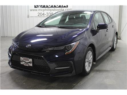 2020 Toyota Corolla SE (Stk: P039738) in Winnipeg - Image 1 of 22
