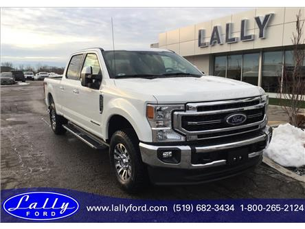 2020 Ford F-250 Lariat (Stk: FF26090) in Tilbury - Image 1 of 20
