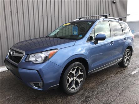 2016 Subaru Forester 2.0XT Touring (Stk: U3580) in Charlottetown - Image 1 of 24