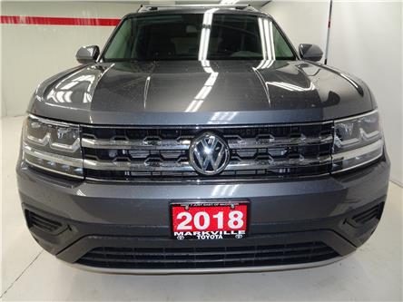 2018 Volkswagen Atlas 3.6 FSI Trendline (Stk: 37021U) in Markham - Image 2 of 21