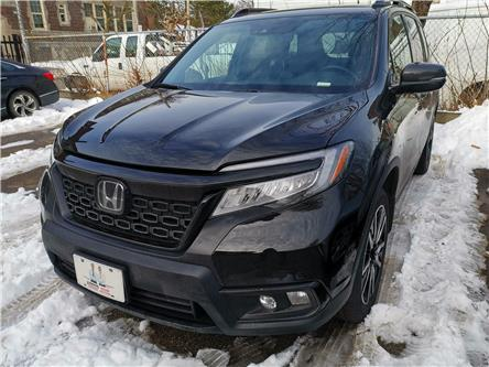 2019 Honda Passport Touring (Stk: 1900757) in Toronto - Image 1 of 5