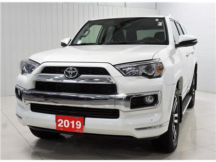 2019 Toyota 4Runner SR5 (Stk: R19058A) in Sault Ste. Marie - Image 1 of 27