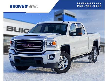 2019 GMC Sierra 3500HD SLE (Stk: 4416A) in Dawson Creek - Image 1 of 14