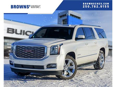 2018 GMC Yukon XL Denali (Stk: T20-1023A) in Dawson Creek - Image 1 of 18