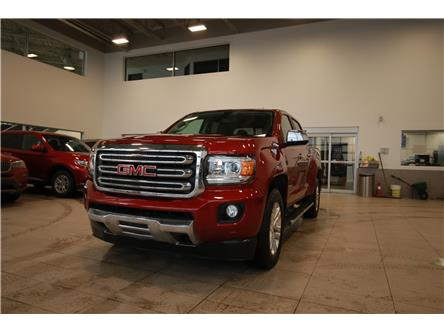 2016 GMC Canyon SLT (Stk: PW0122) in Red Deer - Image 1 of 23