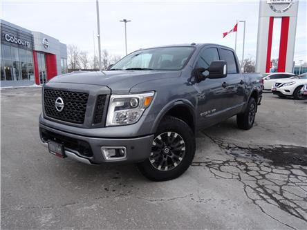 2018 Nissan Titan PRO-4X (Stk: JN535685P) in Cobourg - Image 2 of 38