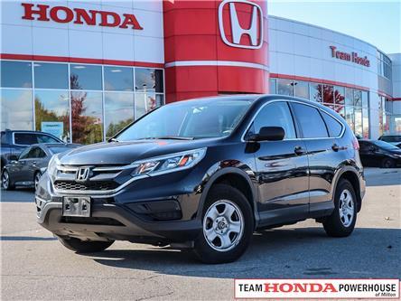2015 Honda CR-V LX (Stk: 3444) in Milton - Image 1 of 23