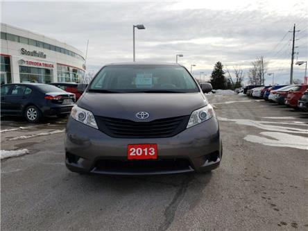 2013 Toyota Sienna V6 7 Passenger (Stk: 200317A) in Whitchurch-Stouffville - Image 2 of 12