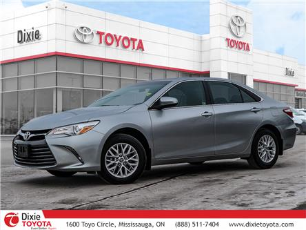 2016 Toyota Camry  (Stk: D200601A) in Mississauga - Image 1 of 28