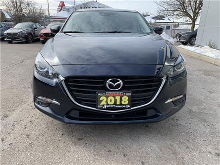 2018 Mazda Mazda3 GX (Stk: K7728A) in Peterborough - Image 2 of 13