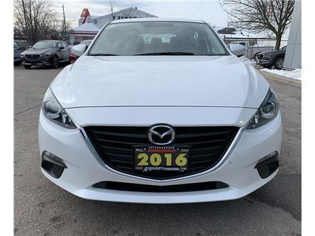 2016 Mazda Mazda3 Sport GS (Stk: 1606A) in Peterborough - Image 2 of 13