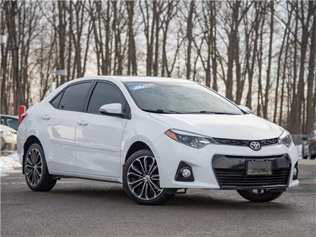 2015 Toyota Corolla S (Stk: 3654) in Welland - Image 1 of 21
