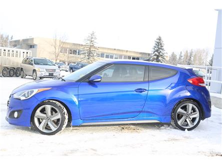 2013 Hyundai Veloster  (Stk: 59613) in Barrhead - Image 2 of 29
