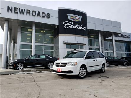 2017 Dodge Grand Caravan CVP/SXT (Stk: N14167) in Newmarket - Image 1 of 28