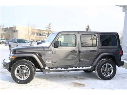 2019 Jeep Wrangler Unlimited Sahara (Stk: 59501) in Barrhead - Image 2 of 37