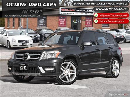 2011 Mercedes-Benz Glk-Class Base (Stk: ) in Scarborough - Image 1 of 25