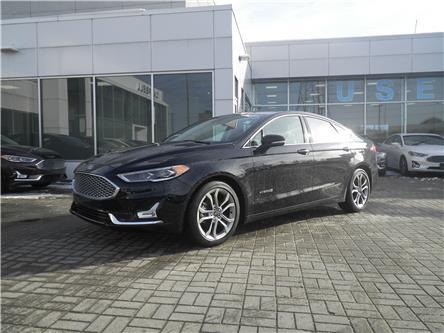 2019 Ford Fusion Hybrid Titanium (Stk: 954010) in Ottawa - Image 1 of 15