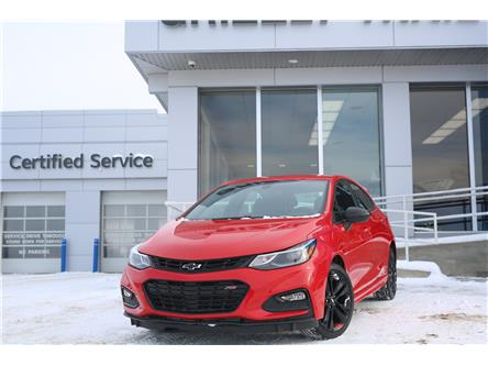 2018 Chevrolet Cruze LT Auto (Stk: 59633) in Barrhead - Image 1 of 26