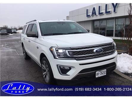 2020 Ford Expedition Max King Ranch (Stk: ED26098) in Tilbury - Image 1 of 18