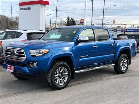 2018 Toyota Tacoma Limited (Stk: W4978A) in Cobourg - Image 1 of 26