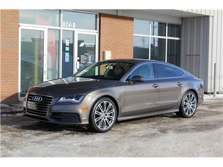 2012 Audi A7 Premium Plus (Stk: 001132) in Saskatoon - Image 1 of 30