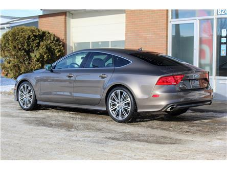 2012 Audi A7 Premium Plus (Stk: 001132) in Saskatoon - Image 2 of 30