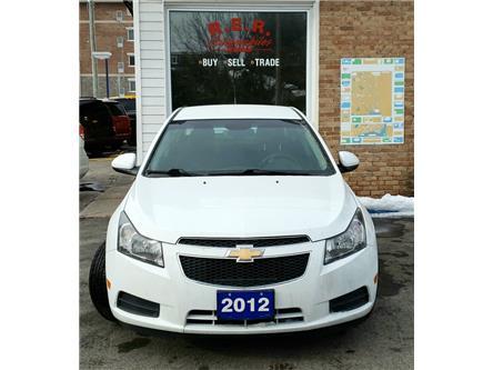 2012 Chevrolet Cruze LT Turbo (Stk: ) in Oshawa - Image 2 of 17