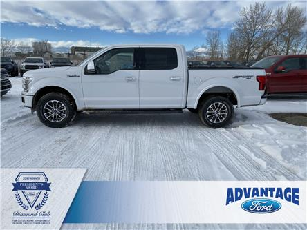 2020 Ford F-150 Lariat (Stk: L-150) in Calgary - Image 2 of 5