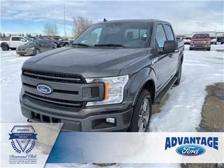 2020 Ford F-150 XLT (Stk: L-246) in Calgary - Image 1 of 6
