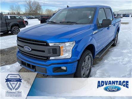 2020 Ford F-150 XLT (Stk: L-249) in Calgary - Image 1 of 6