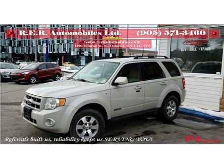 2008 Ford Escape Limited (Stk: ) in Oshawa - Image 1 of 15