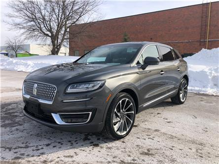 2019 Lincoln Nautilus Reserve (Stk: 22696) in Newmarket - Image 1 of 9
