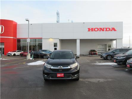2017 Honda CR-V EX-L (Stk: SS3618) in Ottawa - Image 1 of 6