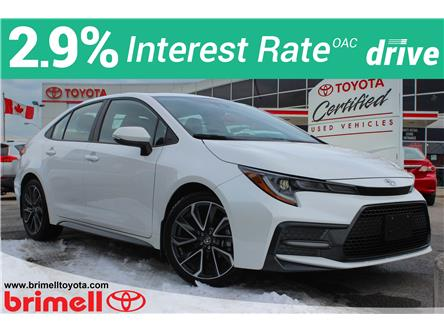 2020 Toyota Corolla XSE (Stk: 10226) in Scarborough - Image 1 of 27