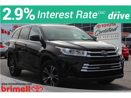 2017 Toyota Highlander LE (Stk: 197886A) in Scarborough - Image 1 of 25