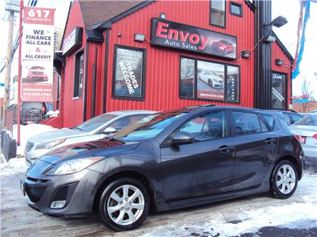 2011 Mazda Mazda3 Sport GS (Stk: ) in Ottawa - Image 1 of 22