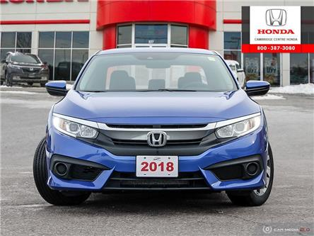 2018 Honda Civic SE (Stk: 20672A) in Cambridge - Image 2 of 26