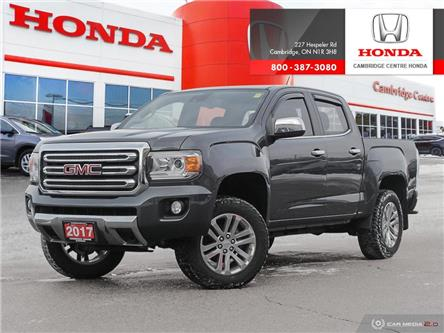2017 GMC Canyon SLT (Stk: 19725A) in Cambridge - Image 1 of 27