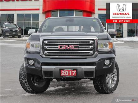 2017 GMC Canyon SLT (Stk: 19725A) in Cambridge - Image 2 of 27