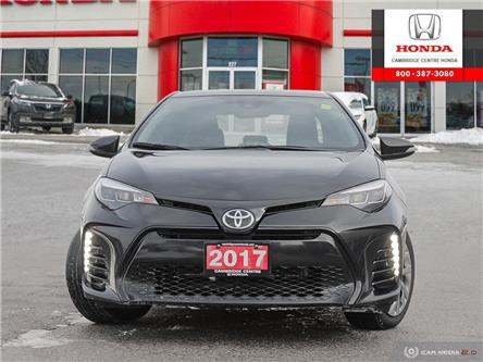 2017 Toyota Corolla SE (Stk: 20279B) in Cambridge - Image 2 of 27