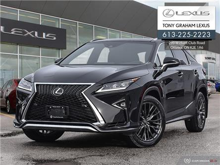 2018 Lexus RX 350 Base (Stk: Y3620) in Ottawa - Image 1 of 29