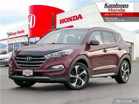 2016 Hyundai Tucson Limited (Stk: 14589A) in Kamloops - Image 1 of 24