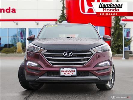 2016 Hyundai Tucson Limited (Stk: 14589A) in Kamloops - Image 2 of 24