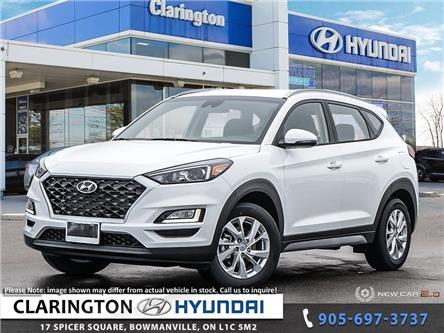 2020 Hyundai Tucson Preferred (Stk: 20043) in Clarington - Image 1 of 24